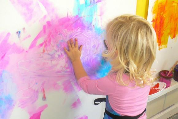 Toddler Art Studio